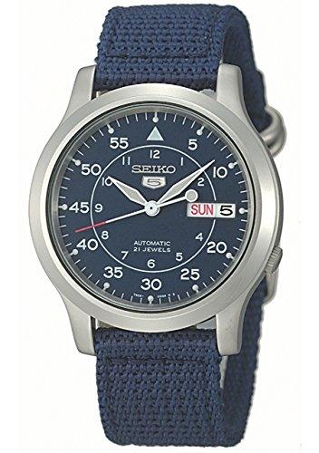 Seiko Reloj Snk807k2 Azul Precio