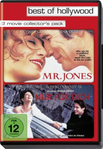 Mr. Jones / Nur für Dich - Best of Hollywood (2 DVDs) [Alemania]