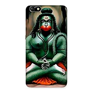 Cute Hanuman Ji Back Case Cover for Honor 4X