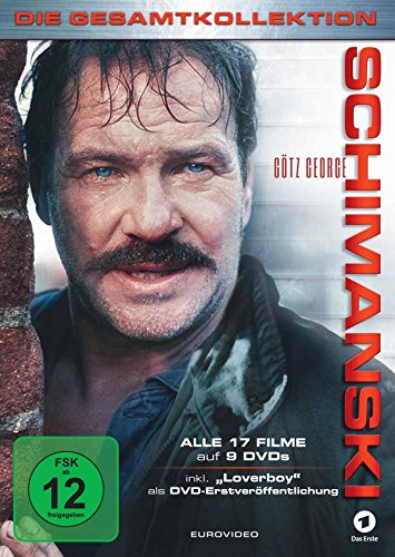 Schimanski - Die Gesamtkollektion [9 DVDs]