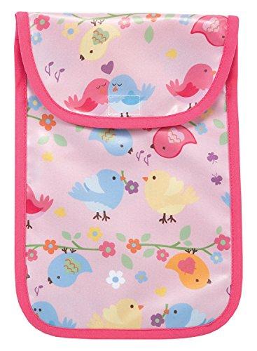 AM PM Kids! Diaper Clutch, Song Birds