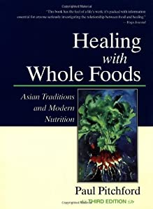 "Cover of ""Healing With Whole Foods: Asian..."