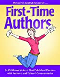 First-Time Authors