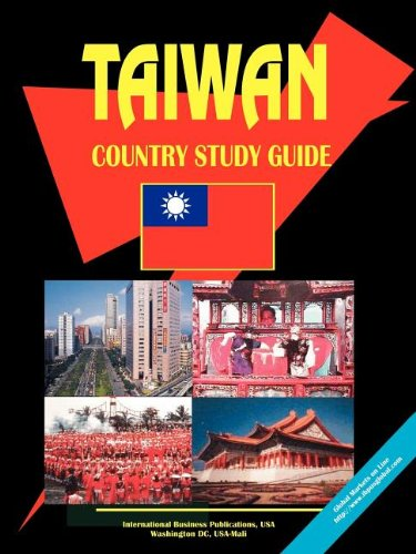 Taiwan Country Study Guide (World Country Study Guide Library)