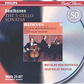 Beethoven: Sonata for Cello and Piano No.3 in A, Op.69 - 3. Adagio cantabile - Allegro vivace