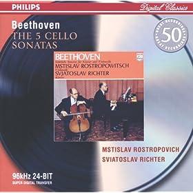 Beethoven: The Cello Sonatas (2 CDs)