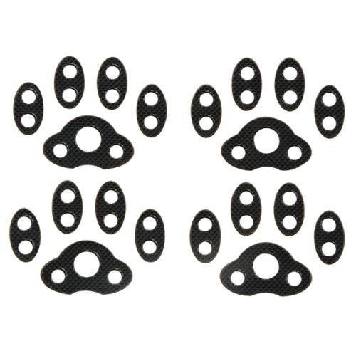 Paw Pads Self Adhesive Traction Pads - 2 Sheets (4 Paws Each) - Large