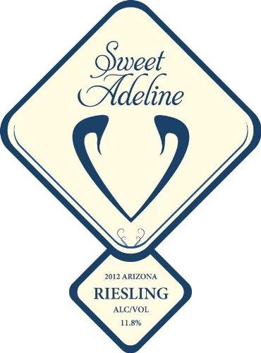 2012 Carlson Creek Vineyard Sweet Adeline Riesling 750 Ml
