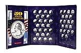 50 States Quarters Platinum