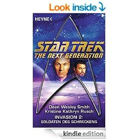 Star Trek - The Next Generation: Soldaten des Schreckens: Invasion Bd. 2 - Roman (German Edition)