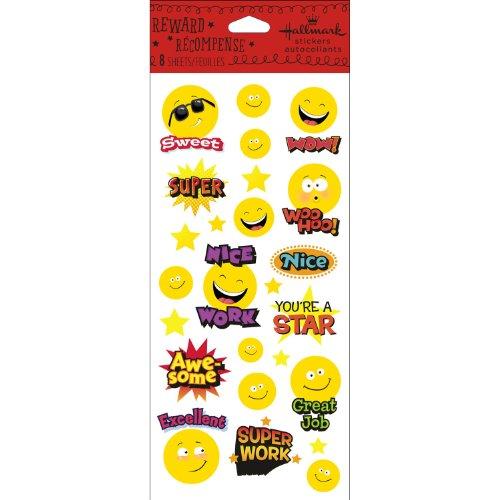 Hallmark Stickers Smiley Rewards - 1