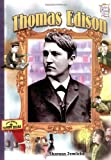 img - for Thomas Edison (History Maker Bios (Lerner)) book / textbook / text book