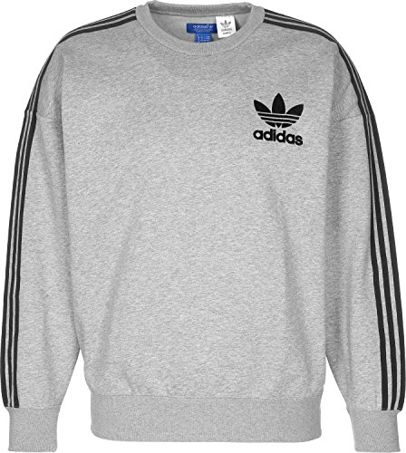 adidas ADC Fashion Crew Sweater core heather