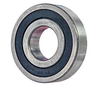 6306-2RS Bearing 30x72x19 Sealed Ball Bearings