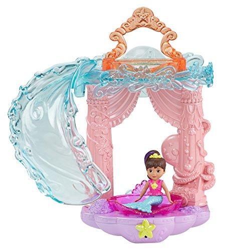 Fisher-Price Nickelodeon Dora and Friends Slide and Splash Mermaid Adventure Toy