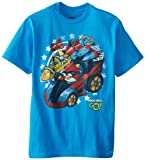 Angry Birds Big Boys Road Rage, Turquoise, Large