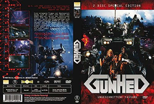 Gunhed - Uncut [Special Edition] [2 DVDs]