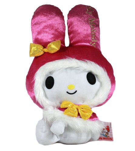 Furyu Official Sanrio My Melody 3L Gorgeous Big x Big Ribbon in Pink, 16.5