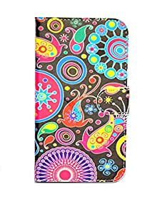 Gioiabazar Samsung Galaxy Grand i9082 Leather Flip Designer Wallet Case Cover Pouch Table Talk #19