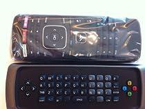 New True XRT302 XRT300 VIZIO Smart TV Qwerty dual side keyboard remote control---With M-GO/Netflix/amazon/ WIDE Key