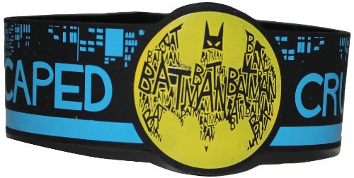 Batman DC Comics Batman Caped Crusader Rubber Wristband - 1
