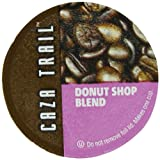 Caza Trail Single Serve Cup for Keurig K-Cup Brewers, Donut Shop, 100 Count