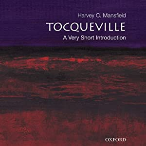 Tocqueville: A Very Short Introduction  Audiobook