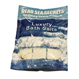 Dead Sea Luxury Bath Salts Original Pure Natural Dead Sea Salts & Soothing Lavender Oil Soak In The Best Dead...