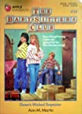 Dawn's Wicked Stepsister (Baby-Sitters Club, 31) (0590424971) by Martin, Ann M.