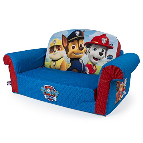 Marshmallow Furniture Paw Patrol 2-in-1 Flip Open Sofa ...