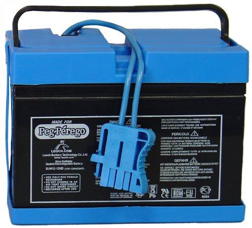 Peg Perego Battery 12 Volt (Drop Ship Pack) front-866300