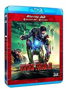 Iron Man 3 [Combo Blu-ray 3D + Blu-ray 2D]