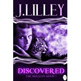 Discovered (The Shalean Moon Book 1) ~ J. Lilley