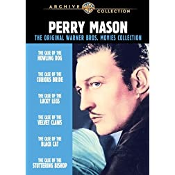 Perry Mason Mysteries: The Original Warner Bros. Movies Collection