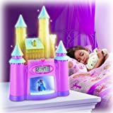 Disney Princess Magical Light-Up Storyteller Alarm Clock