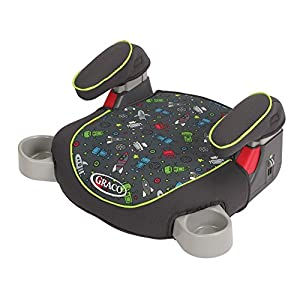 Graco Backless Turbo Booster Seat, Robotico