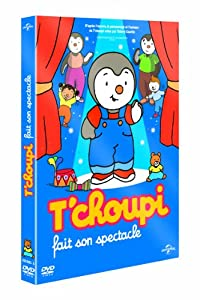 T'choupi fait son spectacle [+ 1 CD Audio]