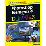 Photoshop Elements 4 For Dummiesby Barbara Obermeier