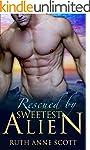 Alien Romance: Rescued by Sweetest Al...