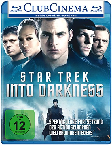 Star Trek 12 - Into Darkness [Blu-ray]
