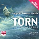 Torn Audiobook by Margaret Peterson Haddix Narrated by Chris Sorensen