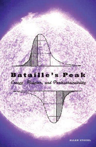 Bataille's Peak: Energy, Religion, and Postsustainability