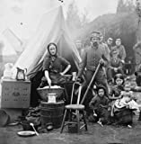 Washington, District of Columbia. Tent life of the 31st Penn. Inf. (later, 82d Penn. Inf.) at Queen'