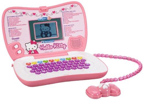 Clementoni 69323.8 - Hello Kitty - Lernspiel-Computer Travel