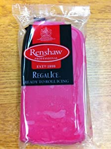 Renshaw Regal Icing Fuschia 250g