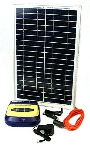 20 Watt Solar Battery Charger With Accumanager 20 For Aaa Aa C D 9v Batteries Seraphimaszuev