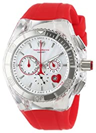 "TechnoMarine Women's 112039  ""Love Set"" Stainless Steel Diving Watch with Interchangeable Bands"