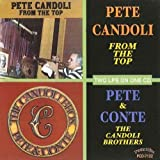 echange, troc Pete Candoli - From the Top / Candoli Brothers