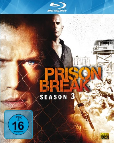 Prison Break - Season 3 [Blu-ray]