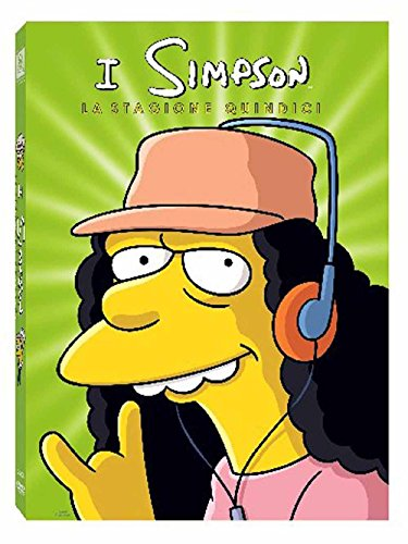 I Simpson - Stagione 15 (4 Dvd)